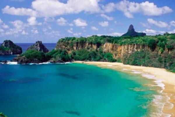 World's Best beach Baia do Sancho