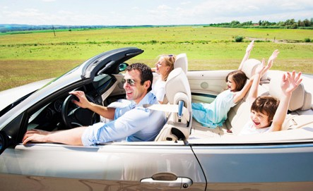Tips for road trip with family