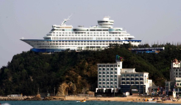 Unusual Hotel Sun Cruise Resort