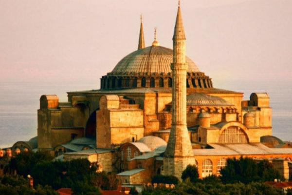 Istanbul Attraction - Hagia Sophia