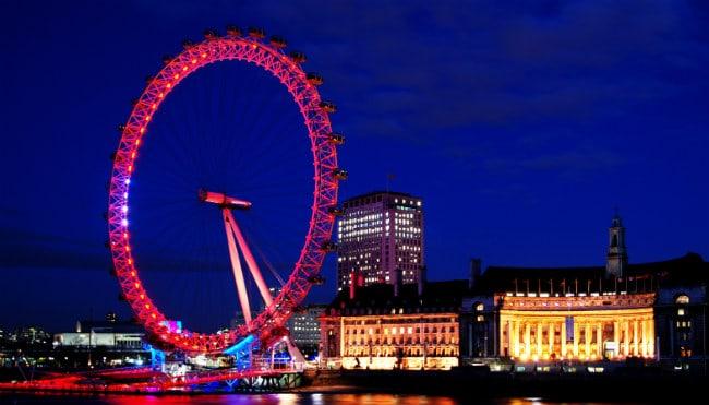 London Eye Attraction London