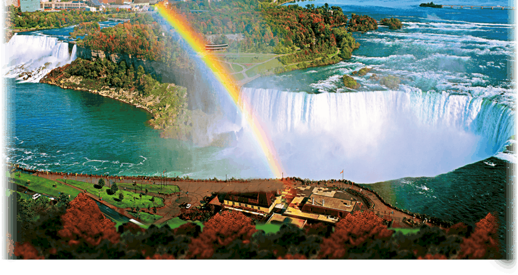 Tourist Attraction - Niagra Falls