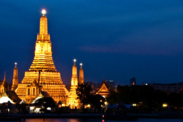 Tourist attractions in Bangkok