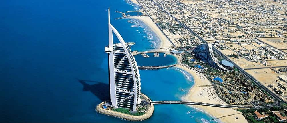 Dubai Attraction - Jumeirah Beach