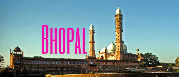 Taj ul Masjid - Weekend Getaway from Bhopal