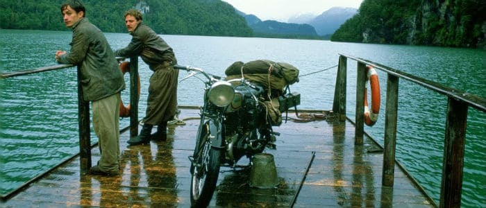Motorcycle Diaries travel movie