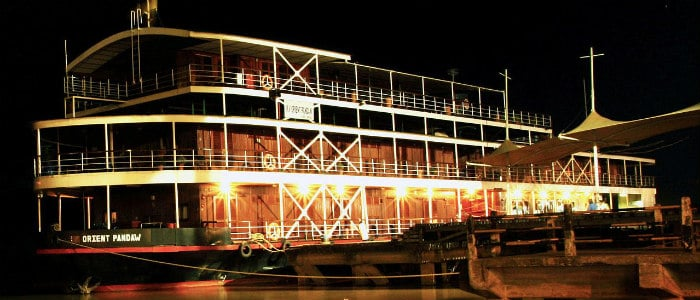 Best river cruises in India for families