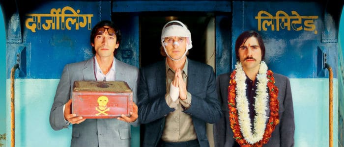 the Darjeeling limited travel movie