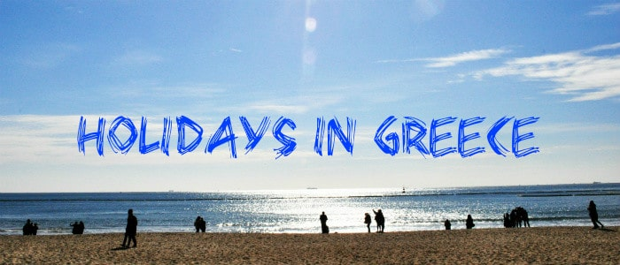 Best beach holidays in Greece in 2016