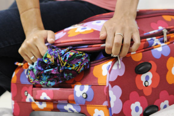 How to pack extra for a family vacation