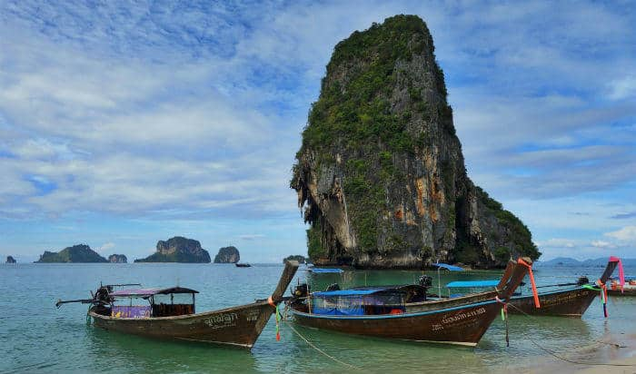 Thailand is budget dream destination for solo travelers