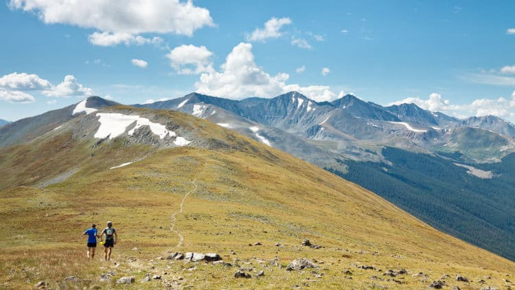 Continental Divide Hike Trail