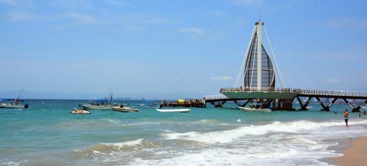 Playa de los Muertos, Mexico