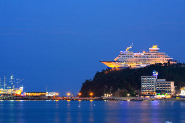 Sun Cruise Resort, South Korea