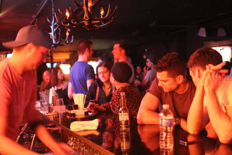 Best bar for Gay Singles in New York