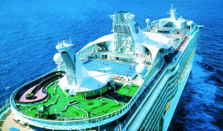 Best cruise in Singapore - Mariner of the Seas