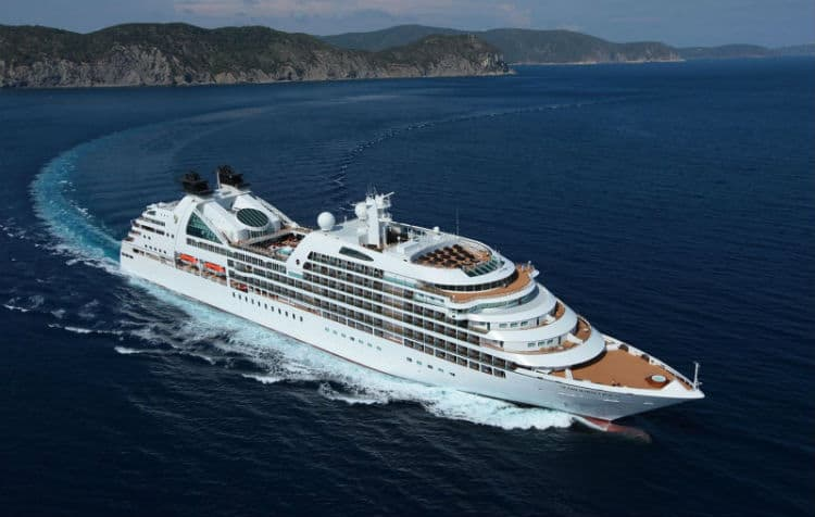 Best cruise in Singapore - Seabourn Pride
