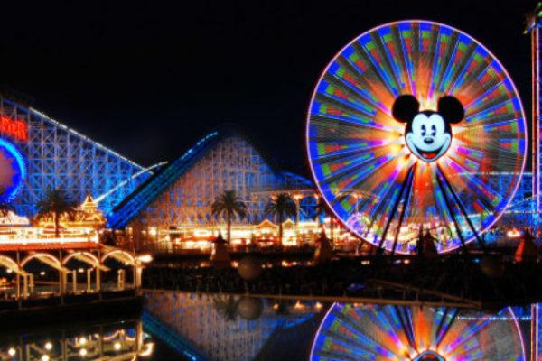 Best time to visit Disneyland, California