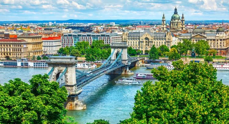 Budapest City, Hungary