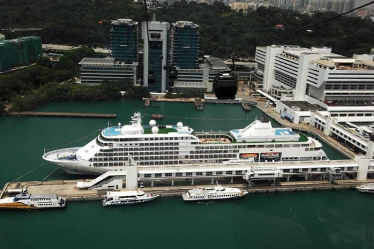 Silver Shadow - Best cruise in Singapore