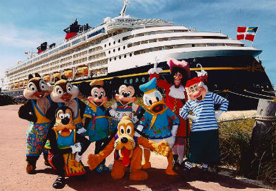 Best cruise for kids is Disney Cruise Line