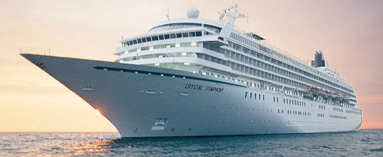 Luxury cruise for family - Crystal Symphony