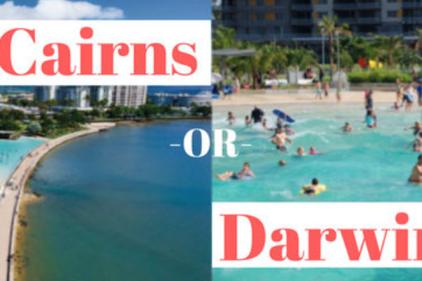 Cairns vs Darwin