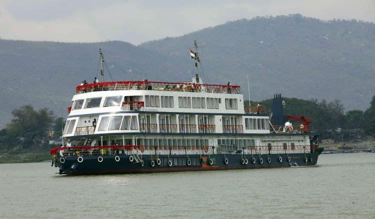 MV MAHABAAHU river cruise