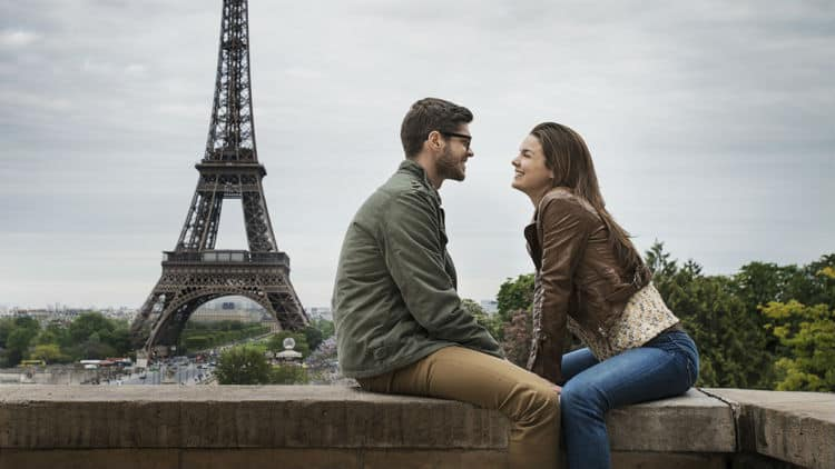 Paris is most romantic place for girlfriend or wife