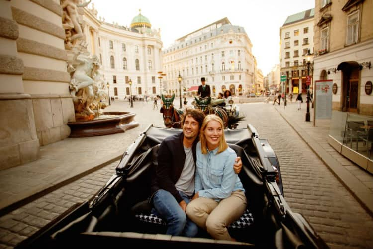 Romantic place to take your wife - Vienna