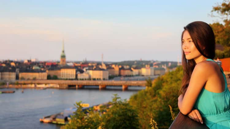 Safe country for solo woman travelers - Denmark