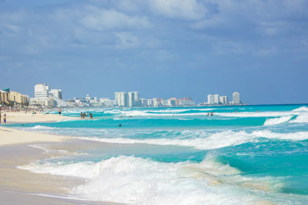 Holidays in Cancun, Mexico