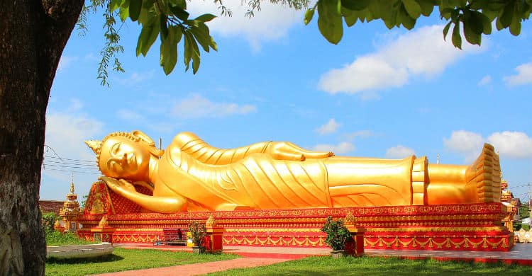 Laos - Safe Place in Asia for budget travel