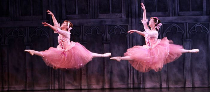Russian ballet theatre holiday