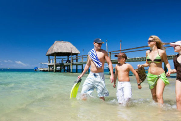 Family holidays in Fiji