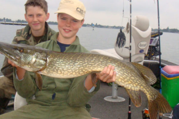 Fishing holidays in Netherlands