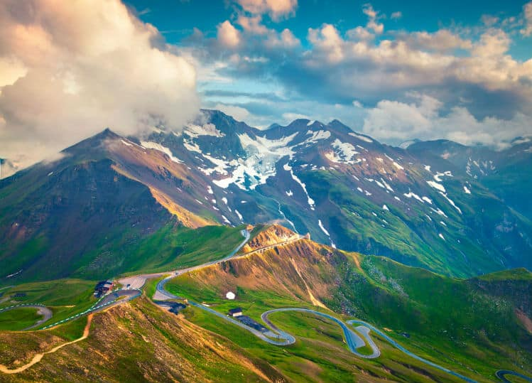 Grossglockner High Alpine Road, Austria