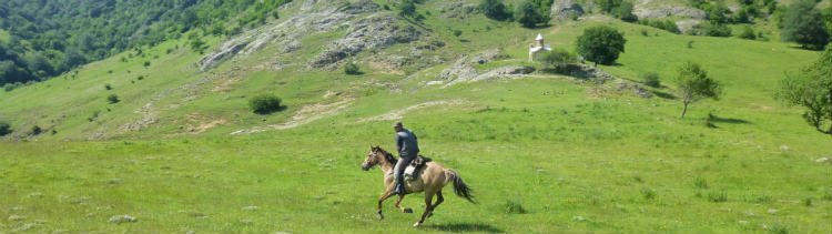 Horse riding holidays in Russia