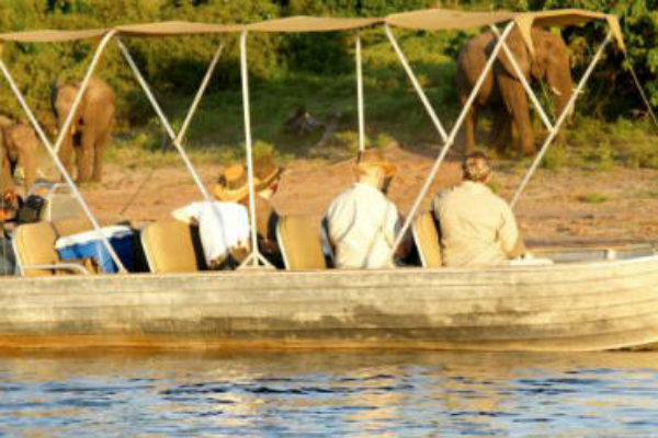 Cost of holidays in Botswana