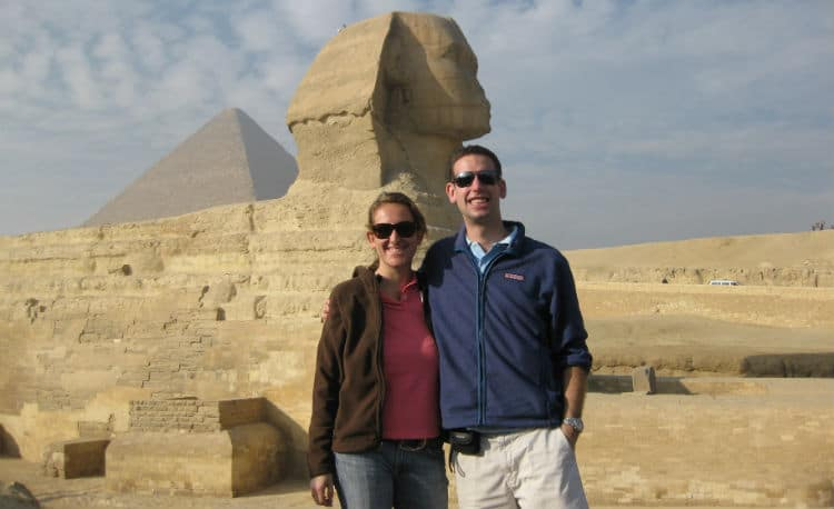 African honeymoon in Egypt, Africa
