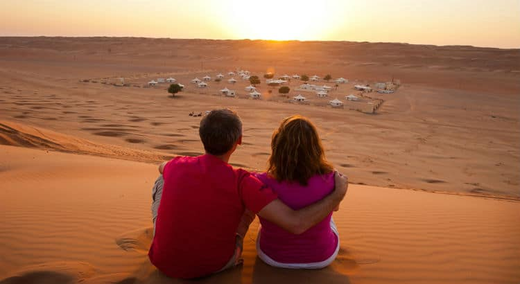 African honeymoon in Morocco, Africa