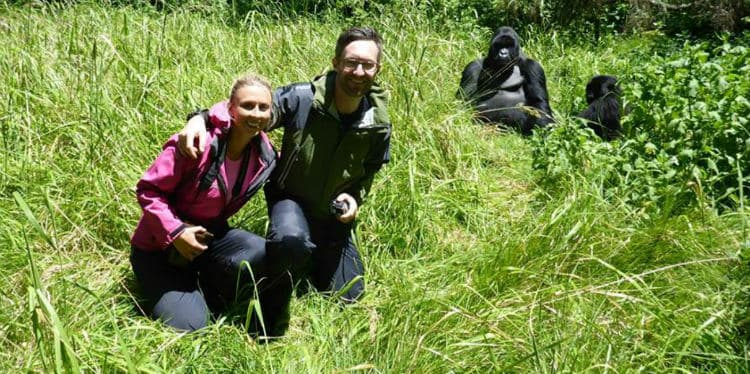 African honeymoon in Rwanda, Africa