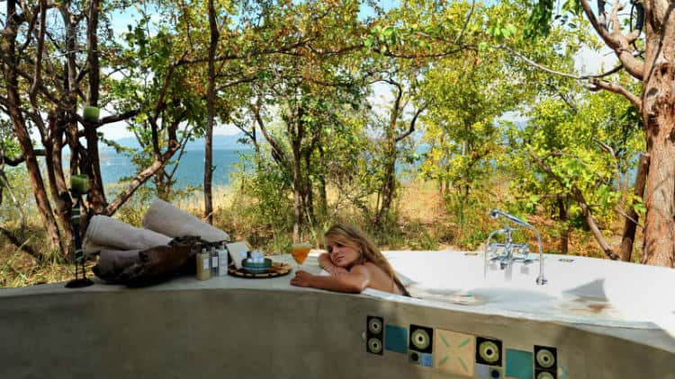 African honeymoon in Zimbabwe, Africa