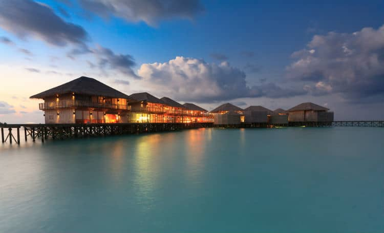 Halal resort in Maldives - Six Senses Laamu
