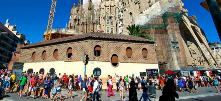 Sagrada Familia tickets online