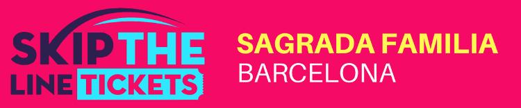 Sagrada Familia Tickets on Mobile