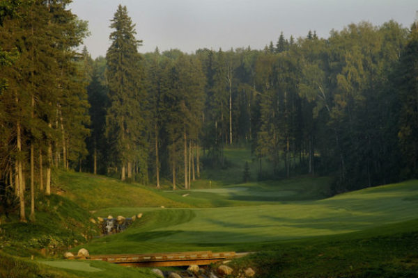 Golf holidays in Russia Moscow