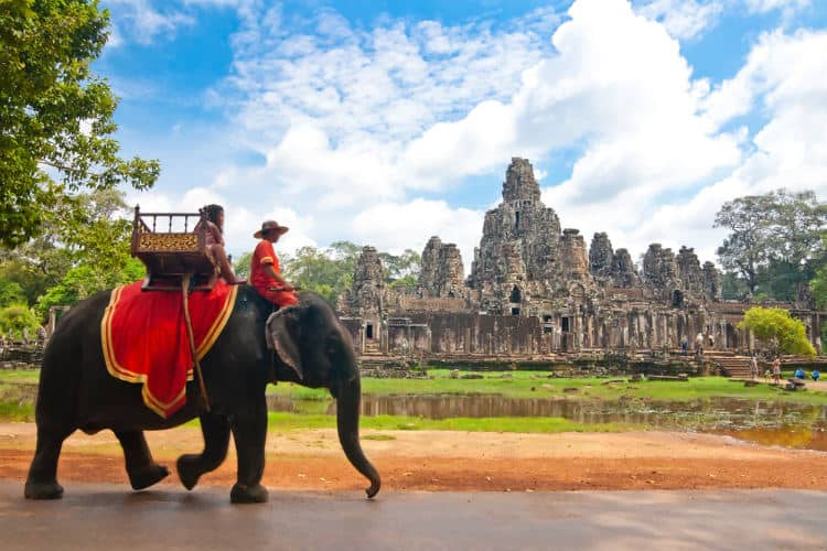Solo travel to Cambodia on budget