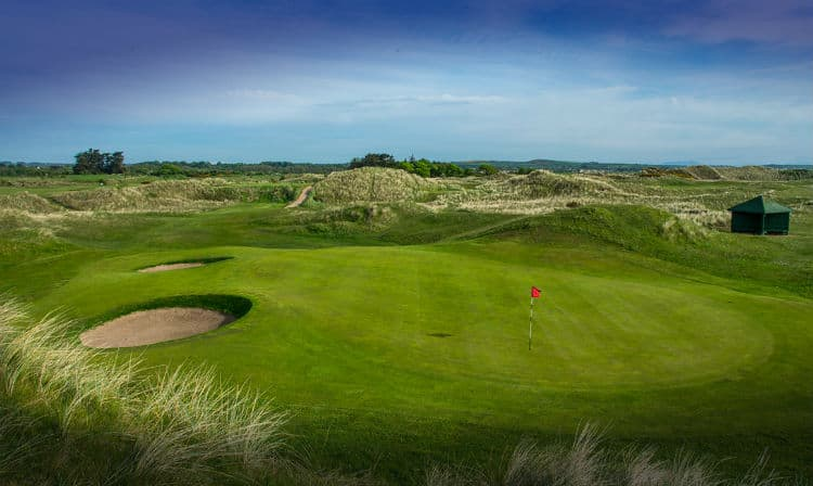 County Louth Golf Club Course