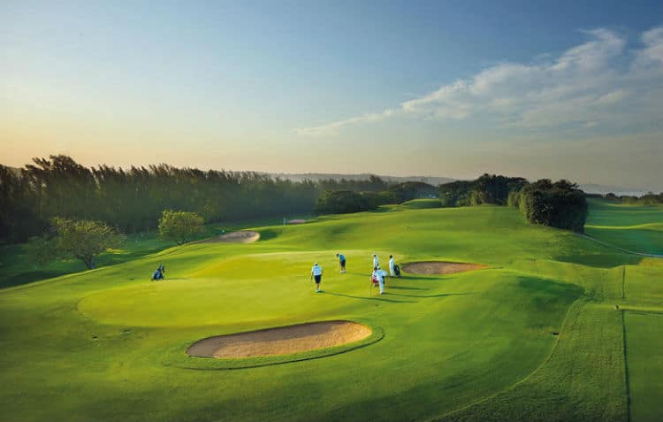 Durban Country Golf Course, South Africa